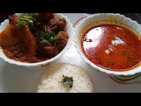 Mutton Sukka Salan Recipe | Konkani Recipe