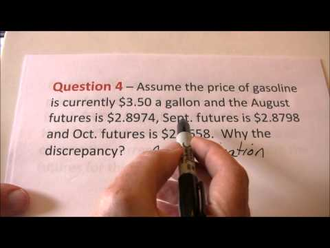 Futures Hedging Example