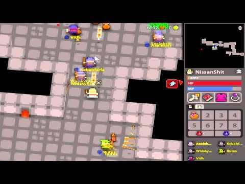 RotMG Priest looting: DOOM BOW!!!