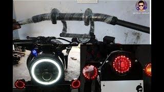 Bike styling / Bike modification | Wrapping | Graphics