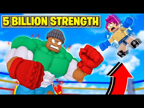 Xxx Mp4 I Got 5 000 000 000 000 STRENGTH And Became The BEST BOXER In The WORLD 3gp Sex