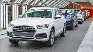 CAR FACTORY: 2017 Audi Q5