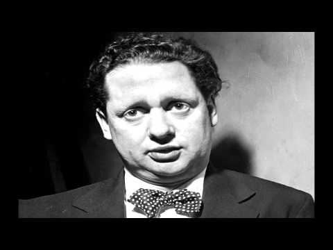 A Refusal to Mourn the Death, by Fire, of a Child in London - Dylan Thomas - Poem - Animation