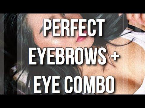 Perfect Eyebrows + Eye Combo °Forced °
