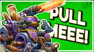 Hearthstone: Oblivitron And Sneed's