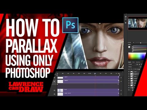 Photoshop Parallax Effect Tutorial