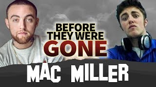 MAC MILLER | Before They Were GONE | Biography RIP
