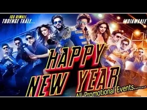 Happy New Year | Shahrukh Khan | Deepika Padukone | Full Movie Events And Public Review  2014!