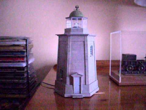 model lighthouse 001.AVI