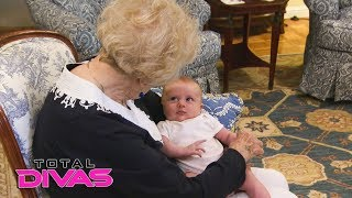The Bella Twins and Birdie visit Nana in California: Total Divas Bonus Clip, Nov. 15, 2017