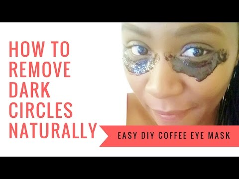 Coffee Eye Mask for Dark Circles & Puffy Eyes | GET RID OF  Wrinkles, Fine Lines & Dark Circles Fast