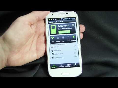 Cómo alargar la duracion de la bateria de tu móvil android