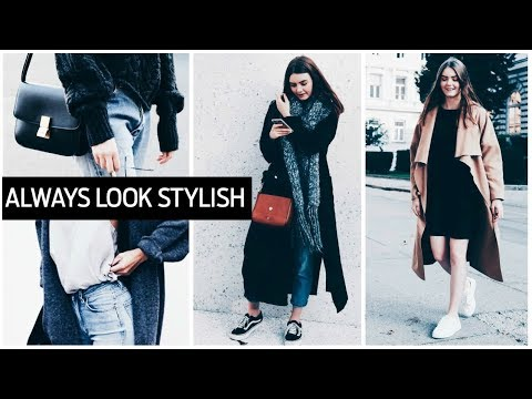 How To Make Any Basic Outfit Look Good / Nika Erculj