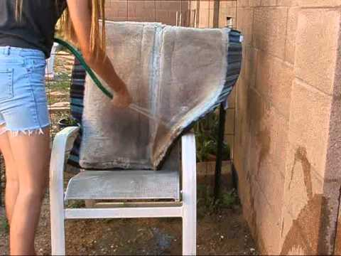 how to clean a western saddle pad