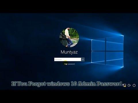 How to Reset Windows 10 Password Easily | computer & laptop