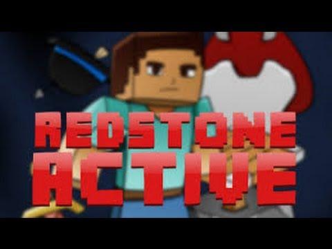 Minecraft: Redstone Active