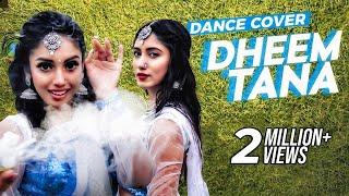 Dheem Tana Dance Cover   Ridy Sheikh   Safa Kabir   Kona   Ridy Sheikh Dance Choreography