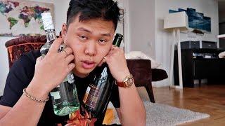 GETTING WAY TOO DRUNK CHALLENGE!!! (SUPER BAD IDEA)