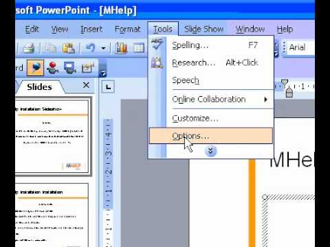 Microsoft Office PowerPoint 2003 Automatically adjust word spacing when pasting text