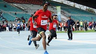 Dubai Fitness Challenge 2018 | Emirates Airline