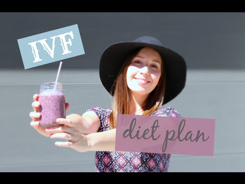 IVF DIET PLAN | FERTILITY SUPERFOODS | Ayla and Caleb