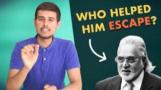 Vijay Mallya: Who helped him Escape? | Analysis by Dhruv Rathee