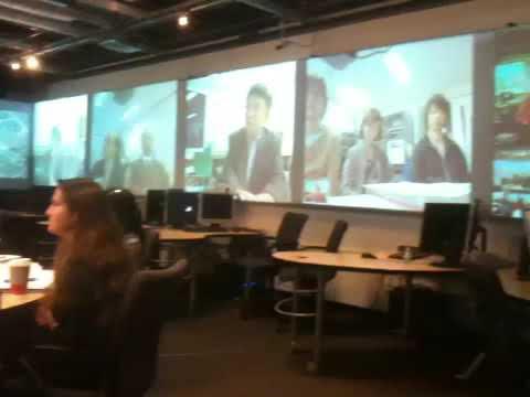 ZML 8 way skype conference call