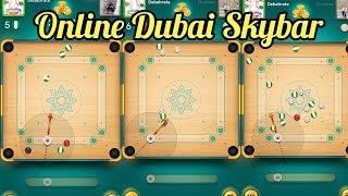 Carrom Disc Pool game online - Dubai Skybar Secret Tips