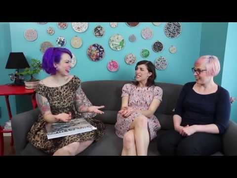 Gertie's Sewing Show, Episode 2