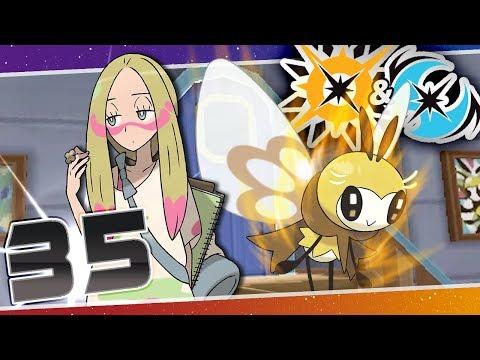 Pokémon Ultra Sun and Moon - Episode 35 | Captain Mina's Trial!