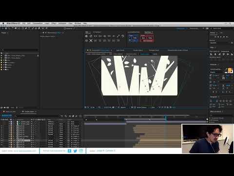 Motion Design Live Stream with Jr.Canest / Aug 1