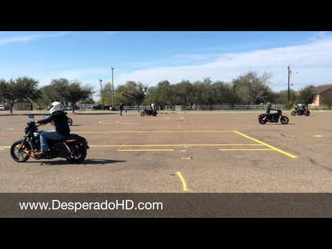 Learn To Ride | Harley-Davidson Motorcycles | Motorcycle License | McAllen, Texas