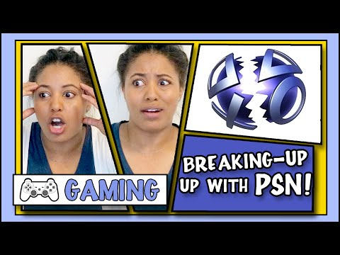 BREAKING UP WITH MY PSN NAME!?   CURIOUSJOI