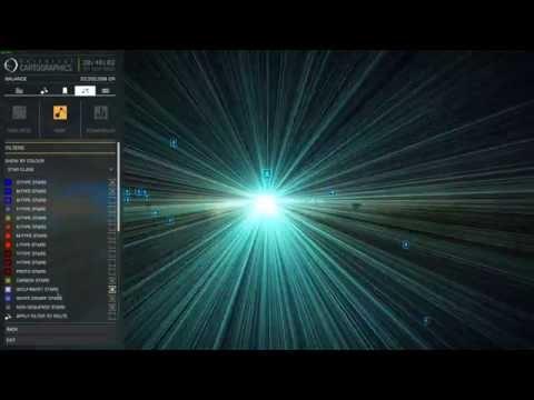 Finding Neutron Stars in Elite Dangerous