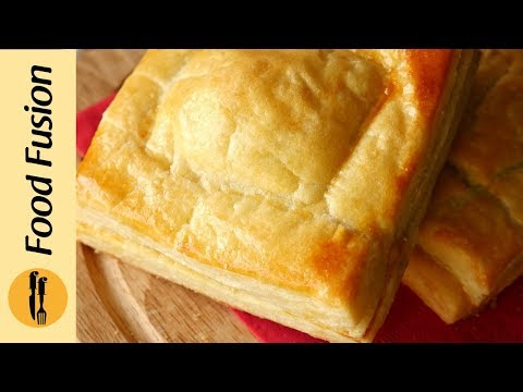 Puff Pastry with ghee Recipe By Food Fusion