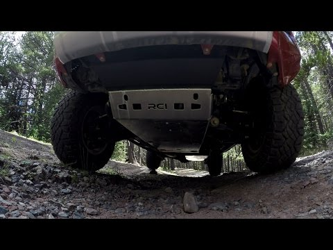 DIY RCI Skid Plates Installation - 5th Generation Toyota 4Runner (Trail Edition)