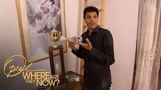 Ralph Macchio: The Origin of The Karate Kid Headband | Where Are They Now | Oprah Winfrey Network