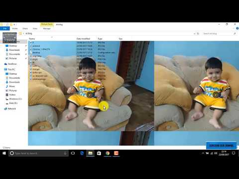 How to change folder background in windows 10,8,7 & XP - 2018 Gift by Entertain Tricks