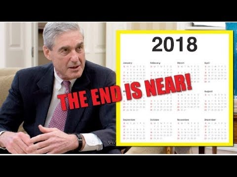 REPORT! WE KNOW THE DATE MUELLER'S WITCH HUNT WILL END!