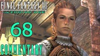 Final Fantasy XII The Zodiac Age Walkthrough Part 68 - Draklor Laboratory