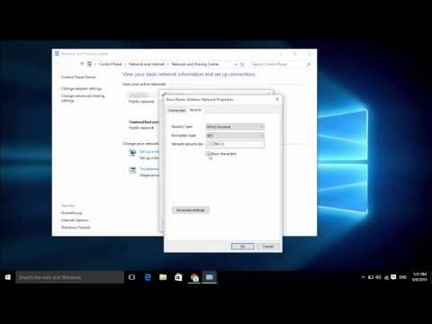 How to Find Your WiFi Password in Windows 10!!! It's easy