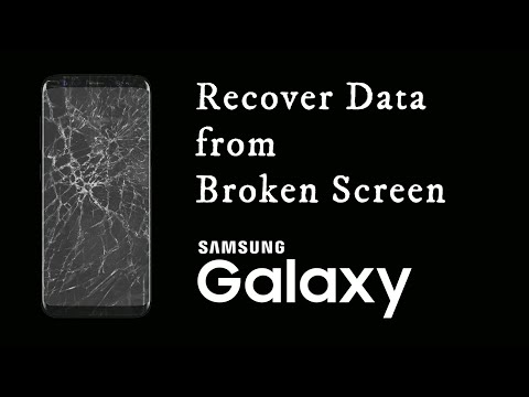 [Samsung Galaxy S4] - How to Recover Data from Broken Android Phone?