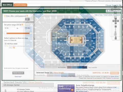 Ticketmaster Begins Beta Launch of New Interactive Seat Maps on Ticketmaster.com