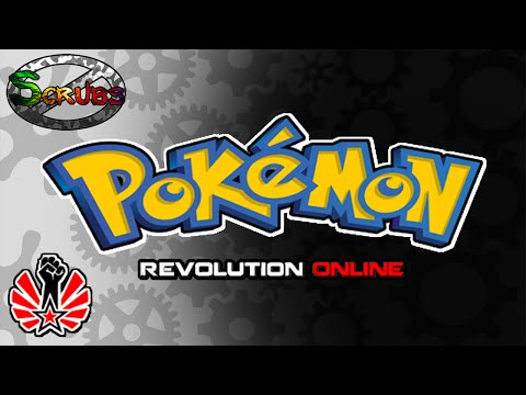 Pokemon Revolution Online 2016 (Part 115) - Beating Roxanne The Rustboro City Gym Leader (Unedited)