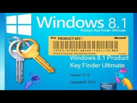 Windows 8.1 product key genuine for all versions