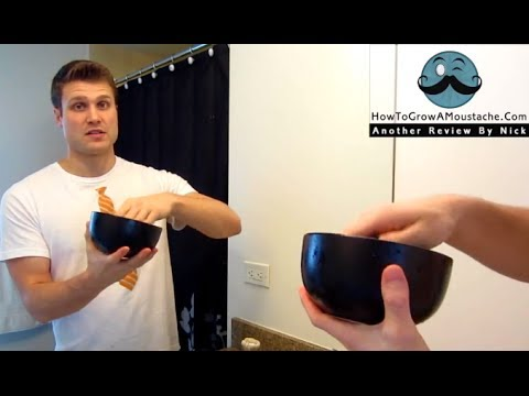 How to Bowl Lather with a Shaving Brush - Beginner Series Ep. 9