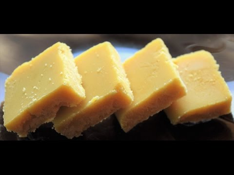 Very Quick Mysore Pak Recipe ( Within 15 min) - Indian Traditional Sweet - By Sritha's Kitchen