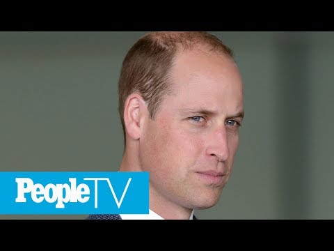 Prince William Vs. Cyberbullying: Why Fatherhood Has Inspired Him To Put An End To It | PeopleTV
