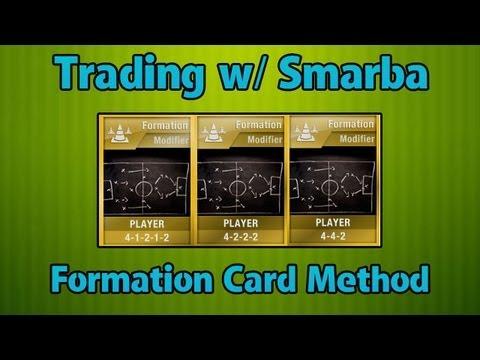 FUT 13 - How to make coins - Trading w/ Smarba - Easy Profit