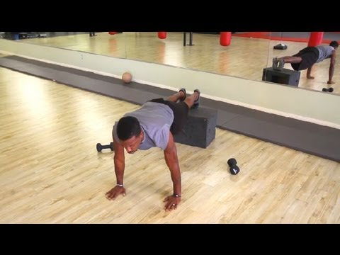 What Type of Push-Up Will Hit the Lower Pecs? : Workout Tips